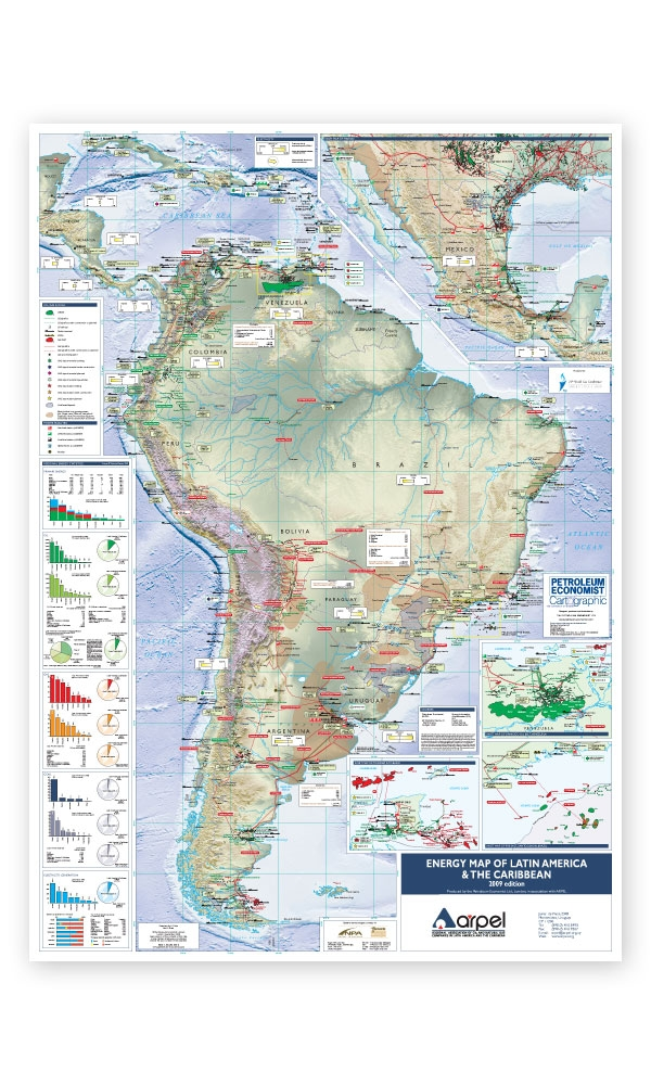 Energy Map of Latin America & the Caribbean | Petroleum ... on jamaica map, uygur map, 70's map, quebecois map, central america map, south america map, acholi map, valencian map, journalism map, rhetoric map, peruana map, dutch map, instructional map, chichewa map, armaic map, european map, eurovision map, old nubian map, roman map,